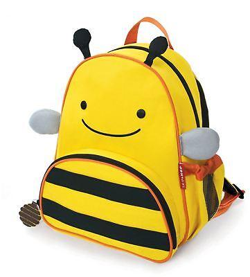 Prezzo Basso Skip Hop Zoo Bambino Back Pack-bee Bambini Vestiti Accessori Borse Bn-mostra Il Titolo Originale Lasciamo Che Le Nostre Merci Vadano Al Mondo