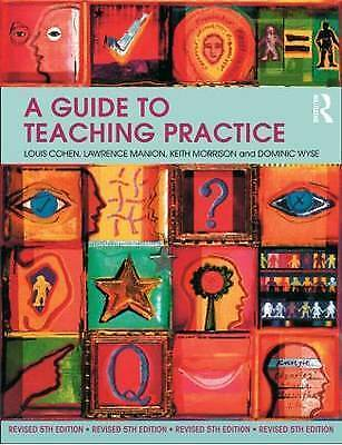 1 of 1 - Cohen, Louis, A Guide to Teaching Practice, Very Good Book
