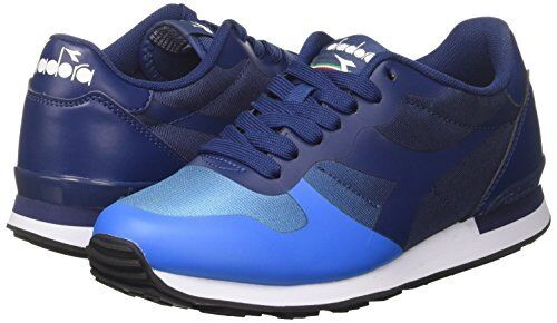 Diadora Camaro Mm, zapatilla de deporte  Unisex - Adulto, azul (azul Francese azul estate