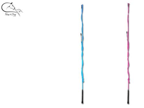 Waldhausen deux-partie longes formation//Extra Long Cheval//Poney fouet//stick 180//200cm
