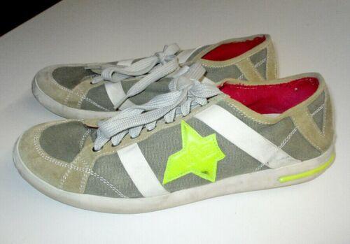 Walter Van Beirendonck / distressed sneakers   W6Y