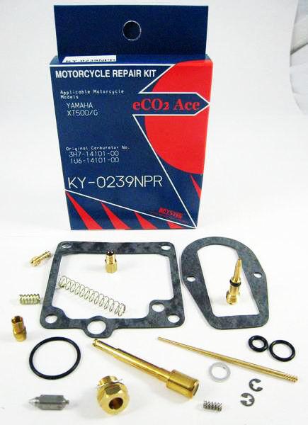 Keyster Vergaser-Reparatursatz KY-0239N für Yamaha XT500G Typ 1U6 Baujahr 1980
