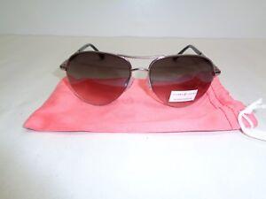34f1d45929 Ivanka Trump IT 015 30 Gunmetal Aviator Fashion Sunglasses New ...