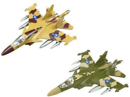 Bambini Esercito Combattente JET con luci e suoni avventura azione militare giocattolo