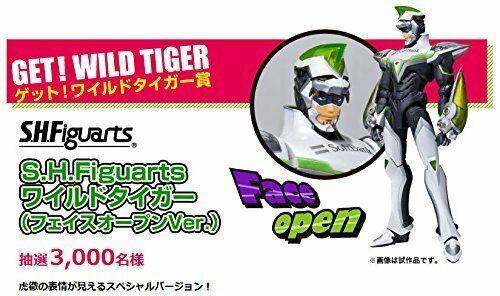 S.H. Figuarts Wild Tiger APERTO VISO LOTTERIA limitedf S