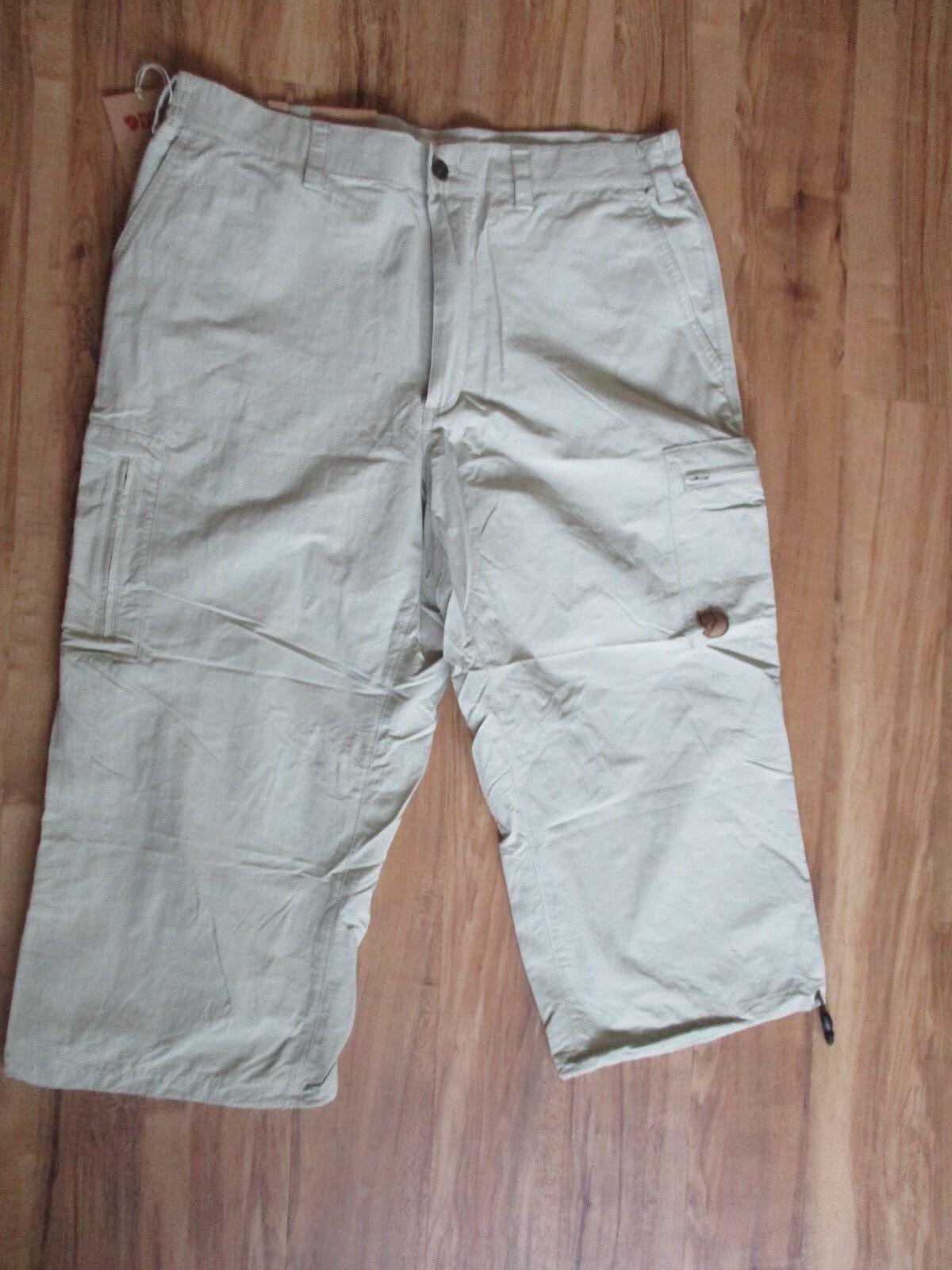 Fjällräven Khilok MT Trousers- Trousers- MT 3/4 Hose - Gr. 34, 36, 46, 01705c