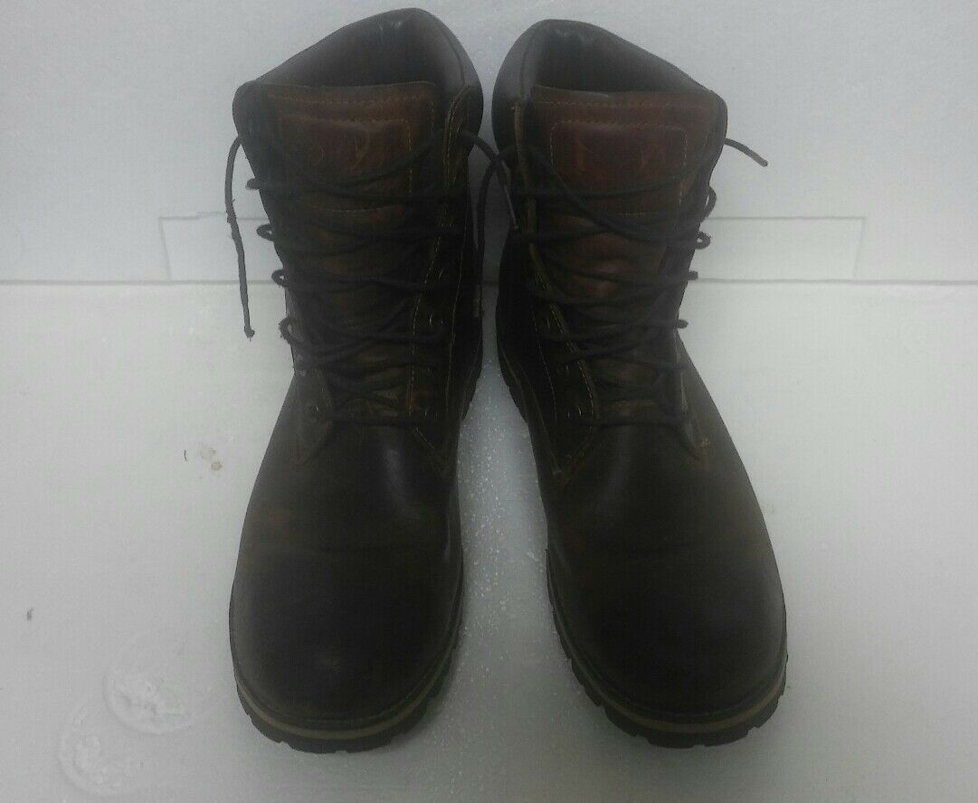 Mens Timber dry boots, water proof, 12M Genuine Upper leather with free shipping