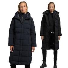 PYUA URBAN | Damen Steppmantel lang | Eco Wintermantel
