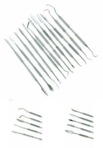 Sculpting-Tool-Set-Wax-Carvers-Stainless-Steel-Carving-Wood-Clay-Taxidermy-Tools