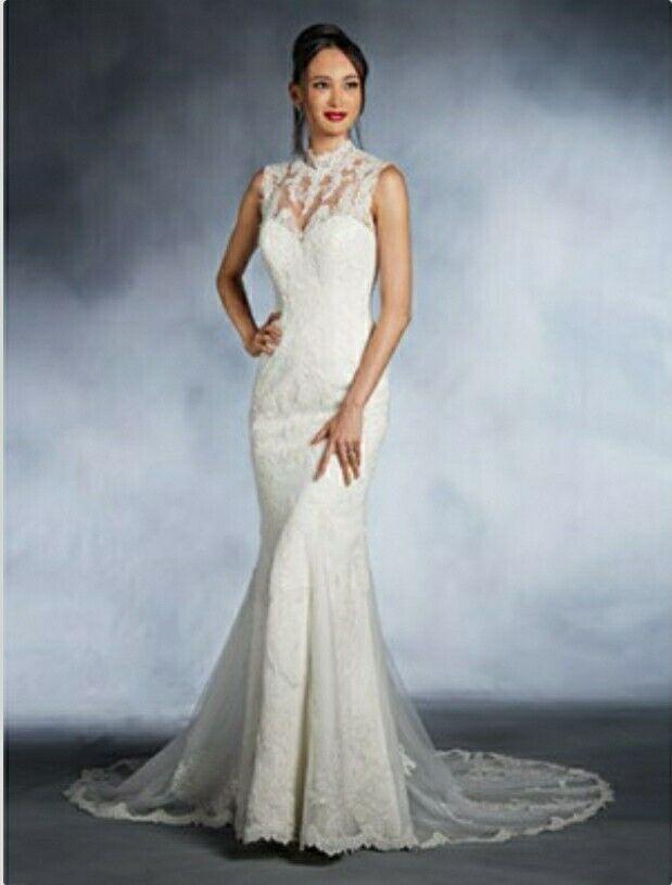 Alfred Angelo Mulan wedding dress, Disney, ivory, size 12, closing down sample