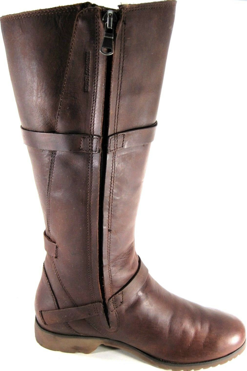 Teva 6 Damens Equestrian Riding Hunting Fashion Stiefel Größe 6 Teva Euro 37 Braun. 92b2fd