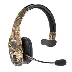 Blueparrott B450 Xt Bluetooth Headset Noise Cancellation 300ft Range Mossy Oak 85783457579 Ebay