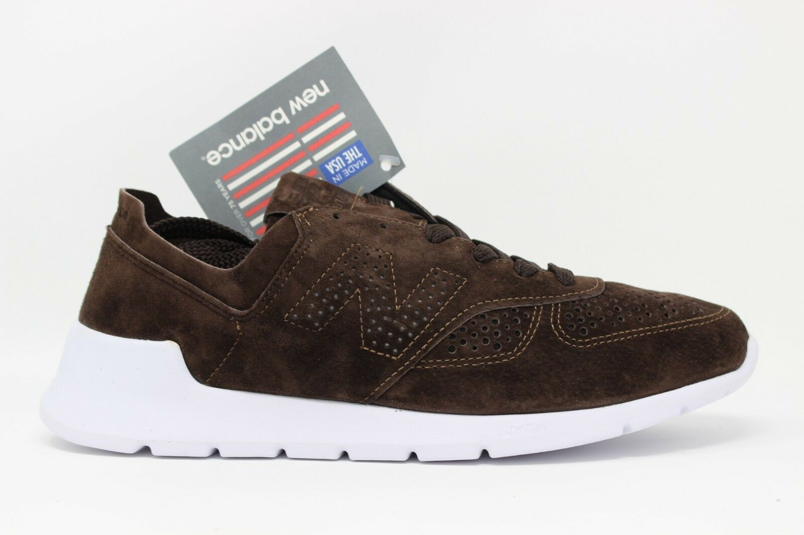 New Balance Men's 1978 ML1978AB Leather Made In USA NWOB