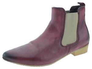 Heine 150945 Ankle Boots rot bordeaux EUR 38