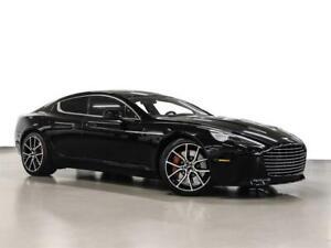 2014 Aston Martin Rapide S Coupe Touchtronic Certifie Aston Martin Timeless C