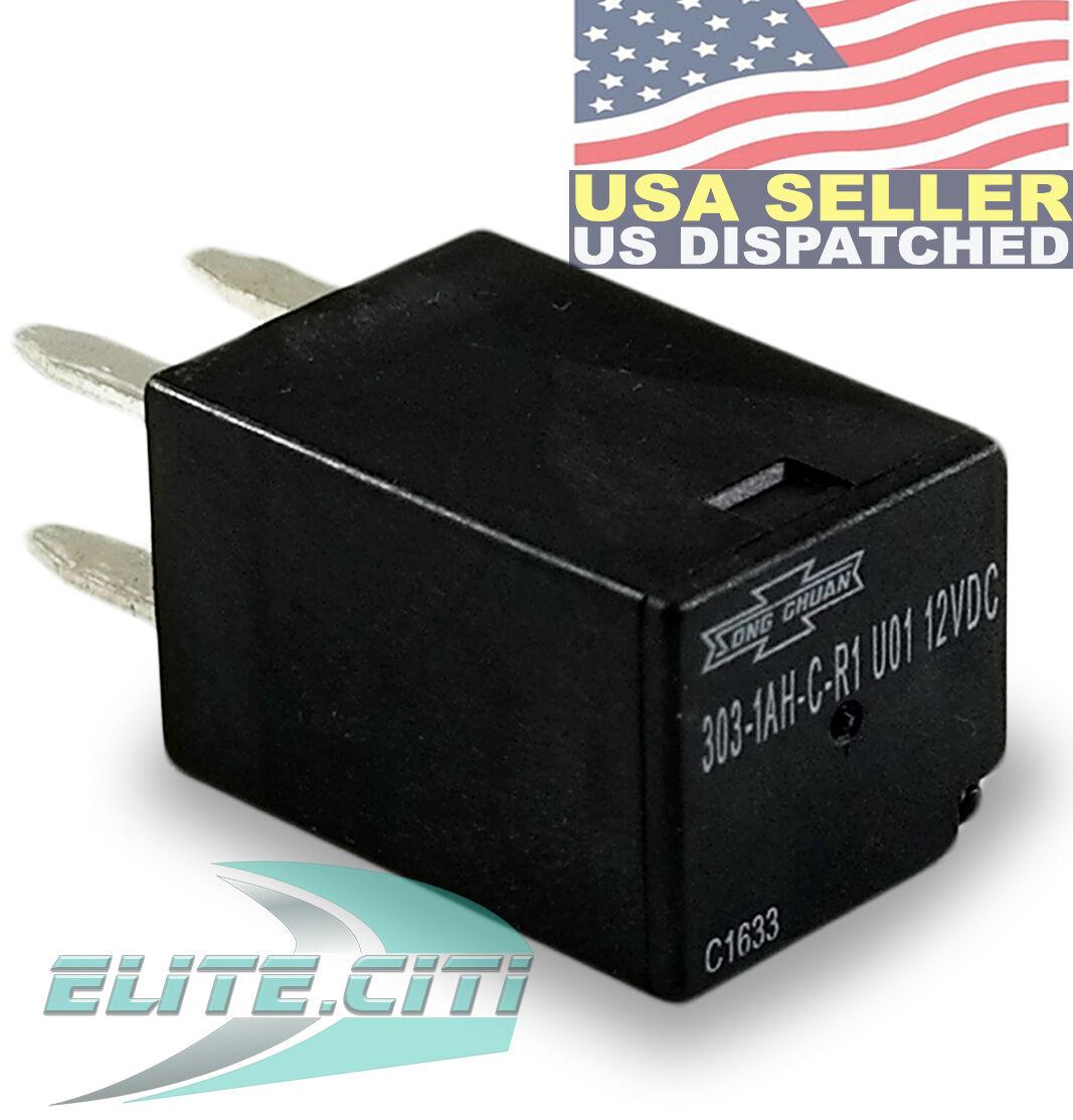 4PCS SongChuan 303-1AH-C-R1-U01-12VDC General Purpose Relays SPNO 20A 12VDC