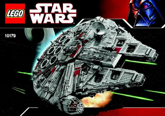 LEGO Star Wars Wars Wars Ultimate Collector's UCS Millennium Falcon 10179 MNIB 1Owner  2dde1c