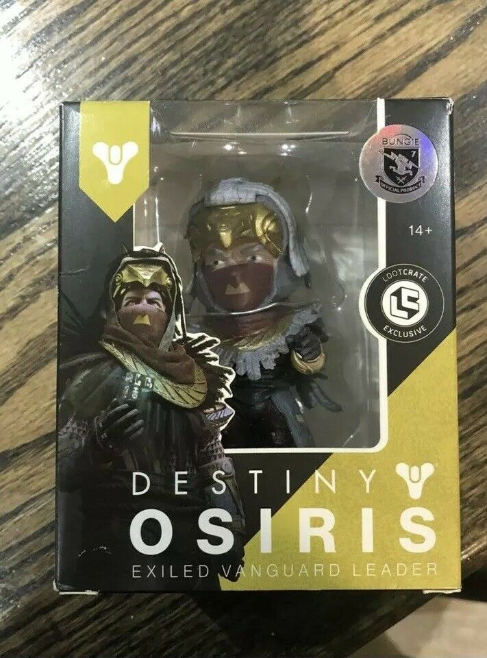 RARE Osiris Loot Loot Loot Crate Exclusive Destiny 2 Officially Licensed 4  Figure e9482c