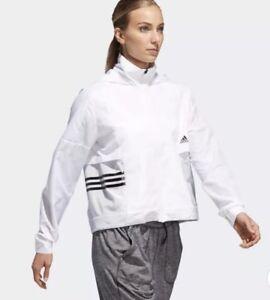 db161ea0aa33 Image is loading adidas-ID-Shell-Jacket-Women-039-s-Dn8116-