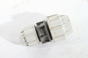 Pe Reduction Clamp Fitting Pe Tube Piercing Connector Screw Connection DN40/32