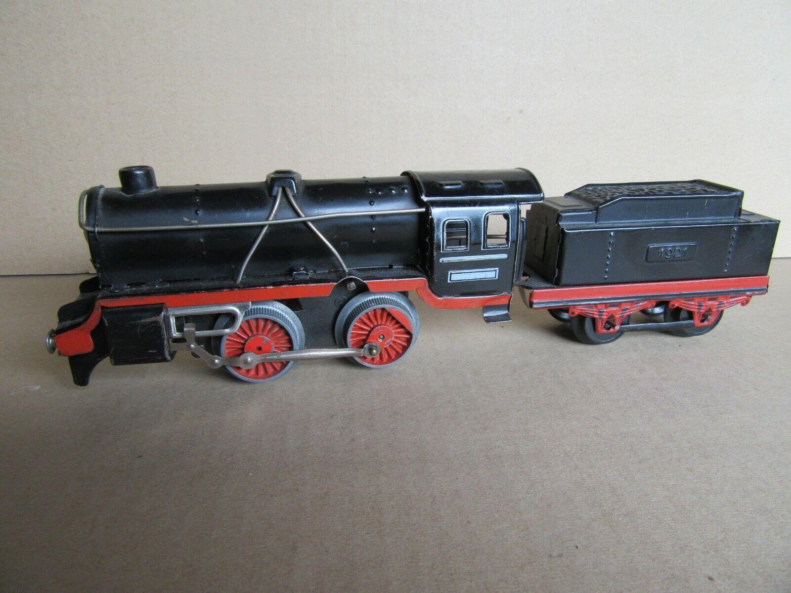 968i Vintage KB Karl Bub US Zone Lokomotive Dampflok 040 Zero