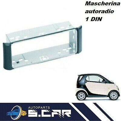 MASCHERINA AUTORADIO 2 ISO PER SMART FORTWO 2007/> 90171//TT