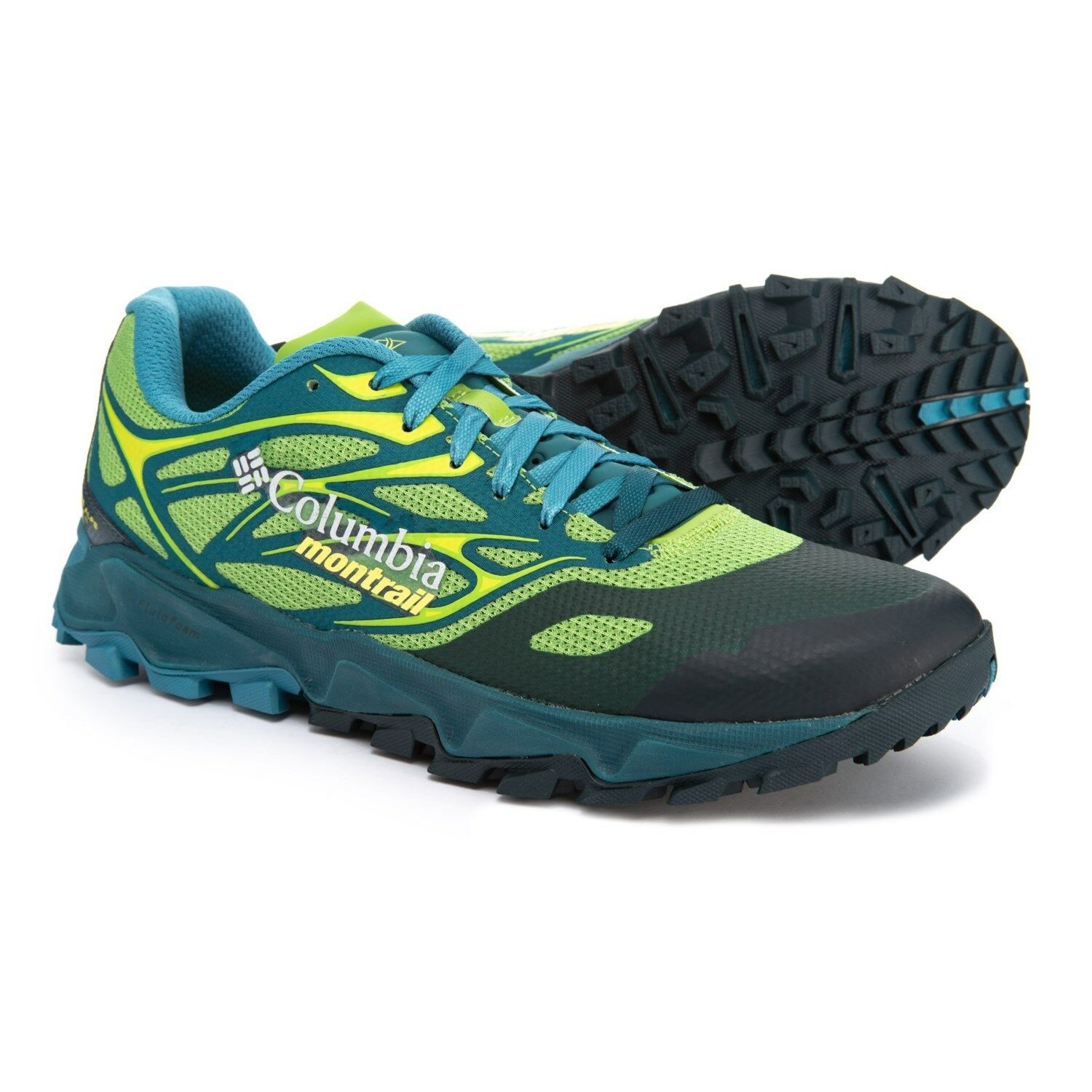 COLUMBIA MONTRAIL MENS 10,10.5, 11.5 TRANS ALPS FKT II TRAIL RUNNING shoes