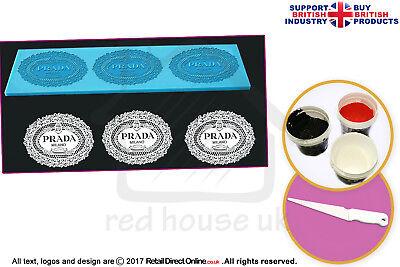 Edible Cake Lace Starter Kit | Designer Pra Cake and ...