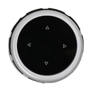 Sale Bigger Multi-media Control Knob Trim Replace For BMW X1 X3 X4 X5 X6 IDRIVE
