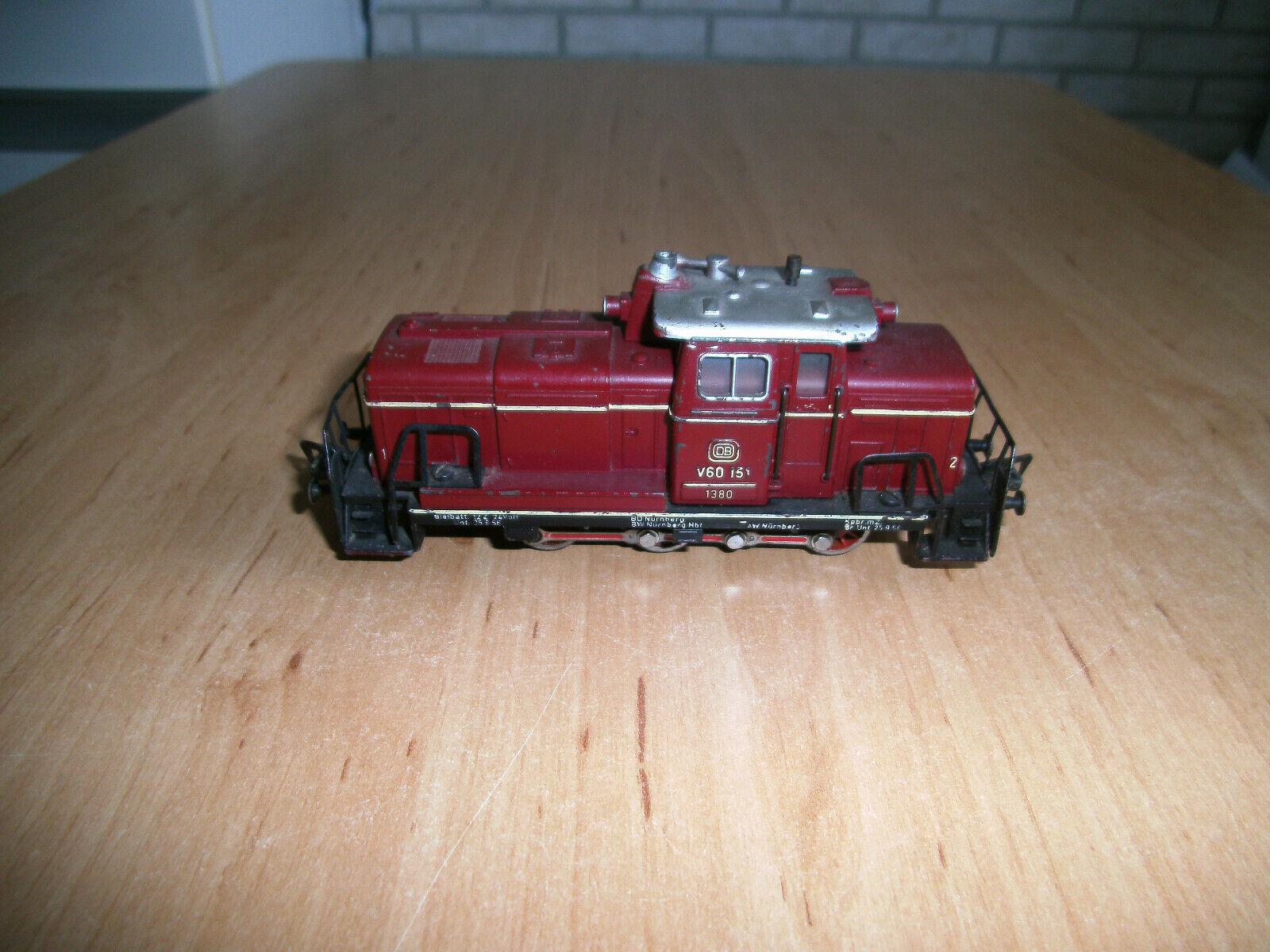 1 Fleischmann diesel Lok ho v60151