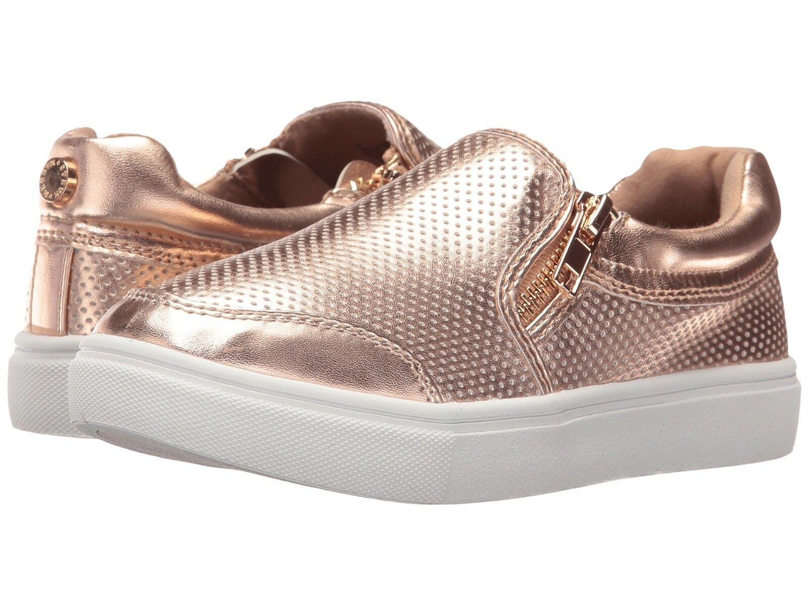 Steve Madden - - - Ellias rosa oro scarpe da ginnastica Sz.9.5 8b1a4d