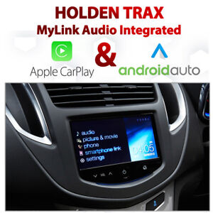 Details about Holden Trax MyLink Integrated Android Auto & Apple CarPlay  upgrade install pack