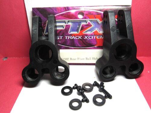 FTX 1502 Rear Pivot Ball Hub Carrier Street Racer Ofna Gtp 1 1//8