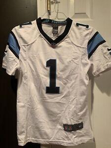 Womens Nike Carolina Panthers Cam