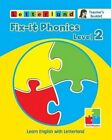 Fix-it Phonics: Learn English with Letterland: Level 2: Teacher's Booklet by Lisa Holt, Lyn Wendon (Paperback, 2010)
