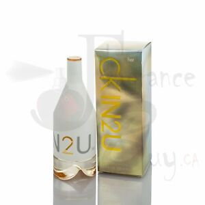 CK In 2 U W 100ml Boxed