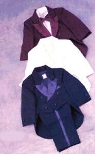 tux, bow tie, shirt, cummerbund Boys Black Camilo Tuxedo Free priority ship!