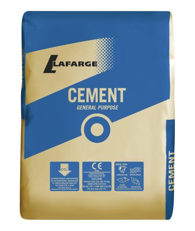Ordinary Portland Cement : Ordinary portland cement opc kg bag bags ebay