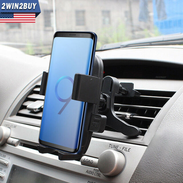 for The New Samsung Gear 360 Camera DURAGADGET Sturdy and Durable Car Air Vent Mount