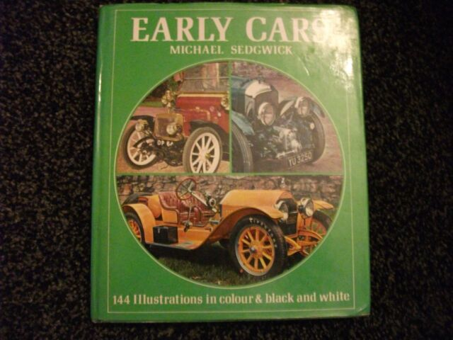 Early Cars by Michael Sedgwick (Hardback, 1972)