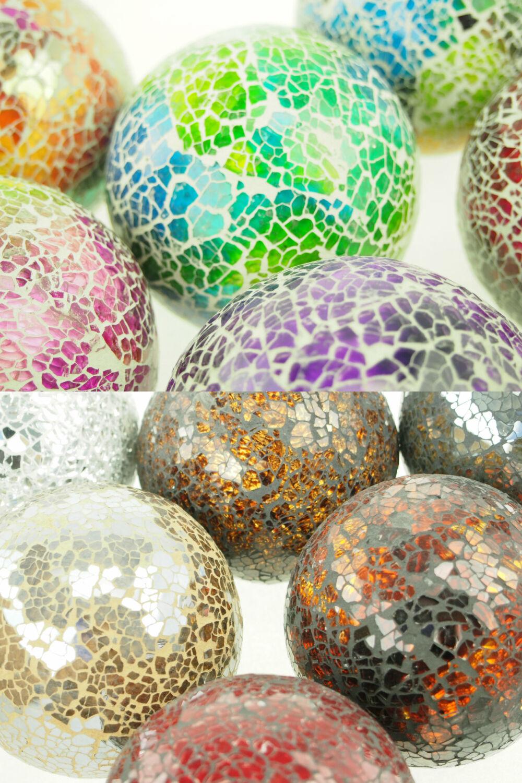 Fancy Premium Decorative Balls Orbs Sphere Wedding Vase Filler Table Centerpiece