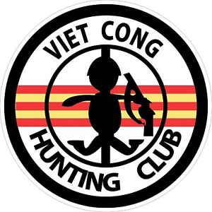 Viet-Cong-Hunting-Club-Decal-Sticker