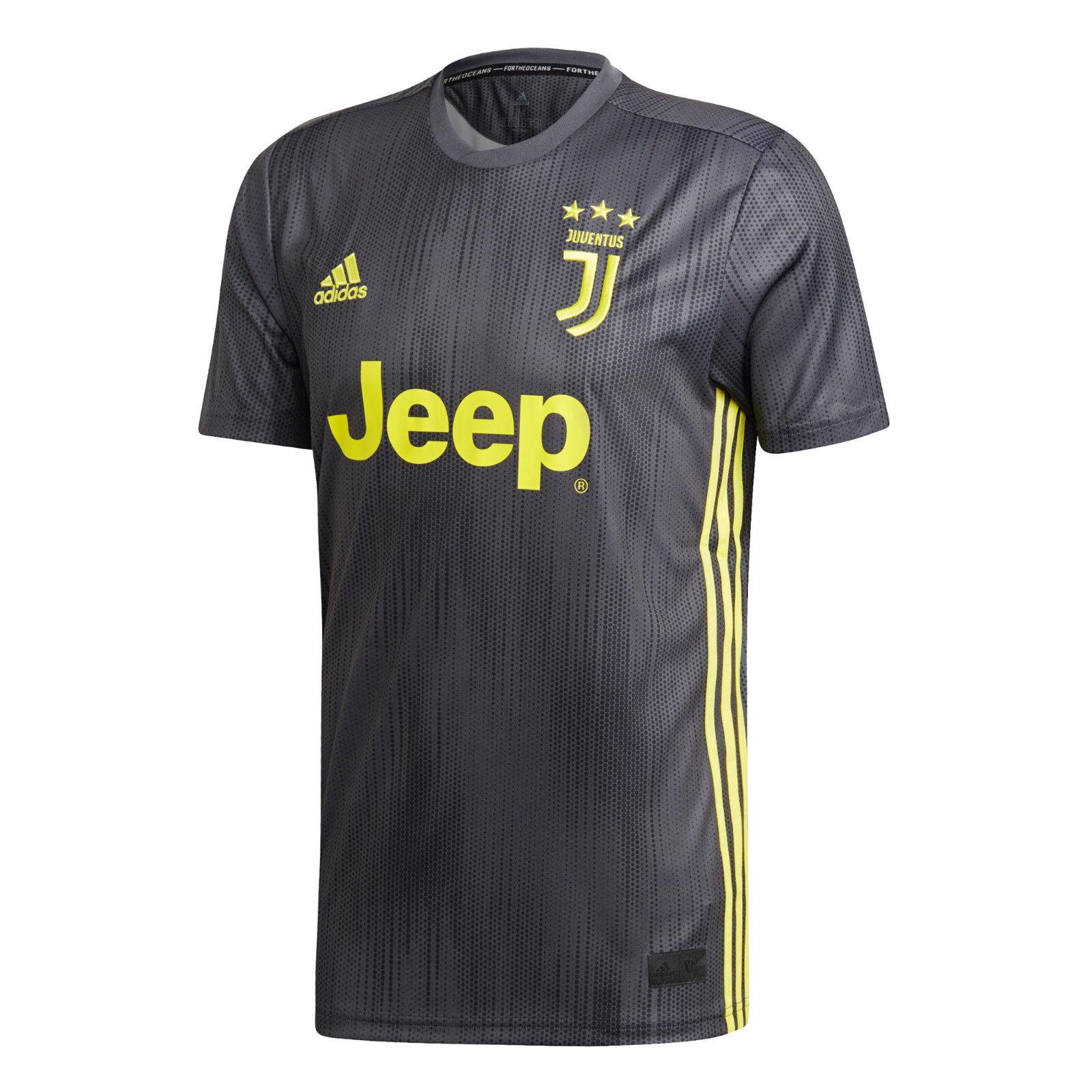 Adidas Juventus Maglia Third DP0455 Stag. 18 19 terza maglia Originale Adidas