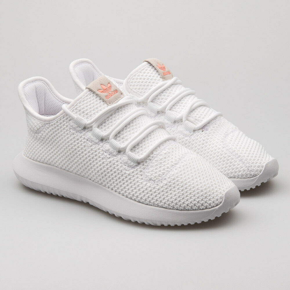 Adidas Originals Womens TUBULAR SHADOW Trainers AC8334 White