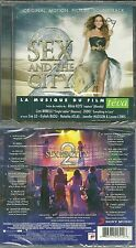 """CD - MUSIQUE DE FILM """" SEX AND THE CITY 2 """" / NEUF EMBALLE - NEW & SEALED"""