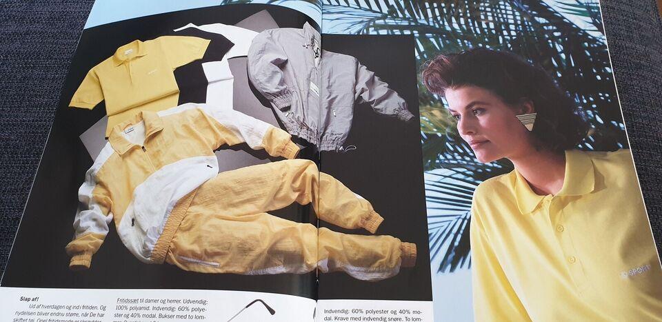 Brochure, Opel tilbehør og Opel mode