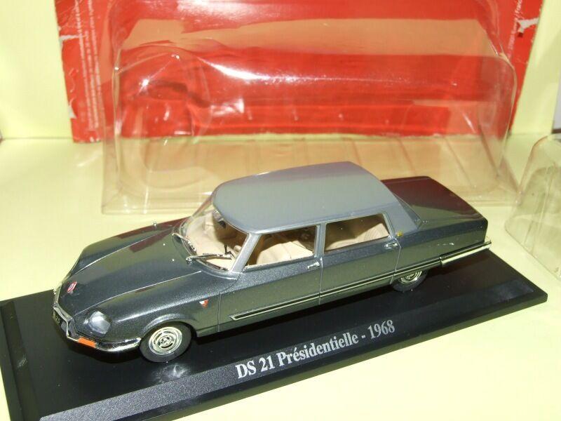 CITROEN DS 21 PRESIDENTIELLE 1968 NOREV sous blister 1 43