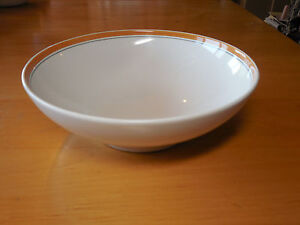 """Franciscan Japan PICKWICK Round Serving Vegetable Bowl 8 1/4""""   2 available"""