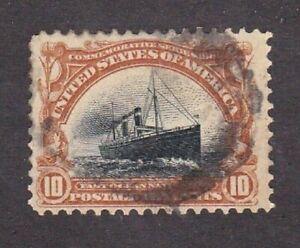 United States stamp #299, used,  SCV $32.50