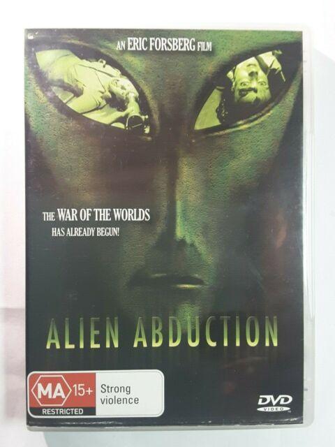 ALIEN ABDUCTION DVD 2005 B Grade Sci Fi Movie Megan Lee Ethridge, Griff Furst
